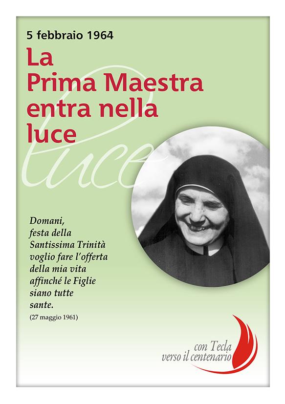 Domani, festa della Santissima Trinità voglio fare l'offerta...
