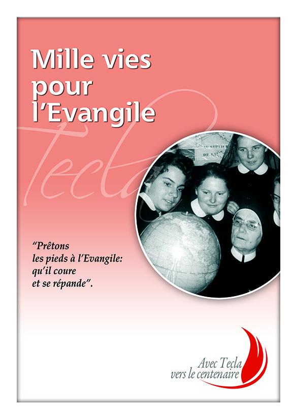 """""""Prêtons les pieds à l'Evangile : qu'il coure et se répande""""."""